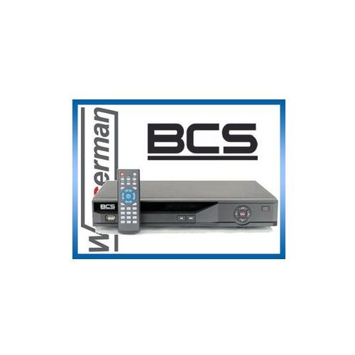 Rejestrator BCS 8kan DVR 0801QE-II + Dysk HDD 1,5TB !