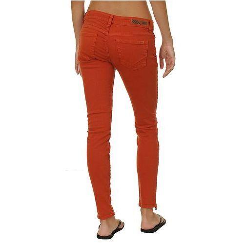 jeansy Vans Moto Skinny Denim - Ketchup - produkt z kategorii- spodnie męskie