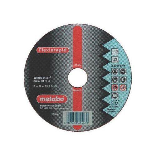 Tarcza tnąca Flexiarapid A 30-R 230x1,9x22,2mm do stali nierdz. Metabo ze sklepu NEXTERIO