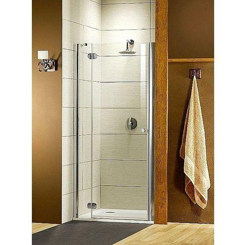 Torrenta DWJ Radaway drzwi wnękowe 1090-1110x1850 przejrzyste lewe - 31940-01-01N (drzwi prysznicowe)
