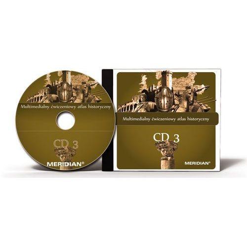 Multimedialny ćwiczeniowy atlas historyczny CD 3 - produkt z kategorii- Pozostałe oprogramowanie