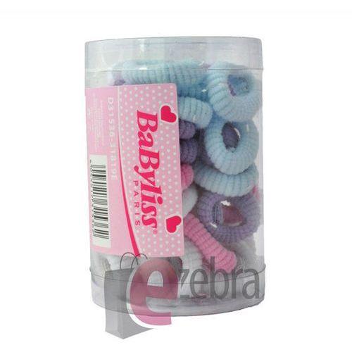 Produkt z kategorii- pozostałe kosmetyki do włosów - BABYLISS ZESTAW FROTEK DO WŁOSÓW MIX 40 SZTUK TUBA - 40 SZTUK TUBA