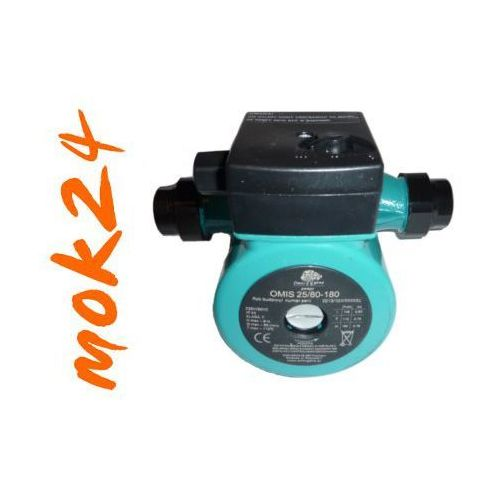 Pompa obiegowa cyrkulacyjna OMIS 25-80/180 OMNIGENA, towar z kategorii: Pompy cyrkulacyjne