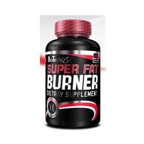 super fat burner 120 tabl. wyprodukowany przez Biotech usa