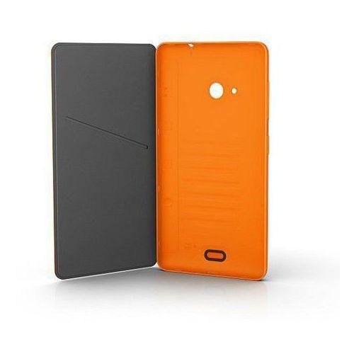 Microsoft CC-3092 etui do Lumia 535 (pomarańczowy) - pomarańczowy - produkt z kategorii- Pozostałe oprogramowanie