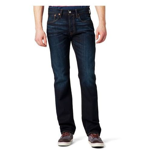 Levi's® 501® Jeans Moostone - produkt z kategorii- spodnie męskie