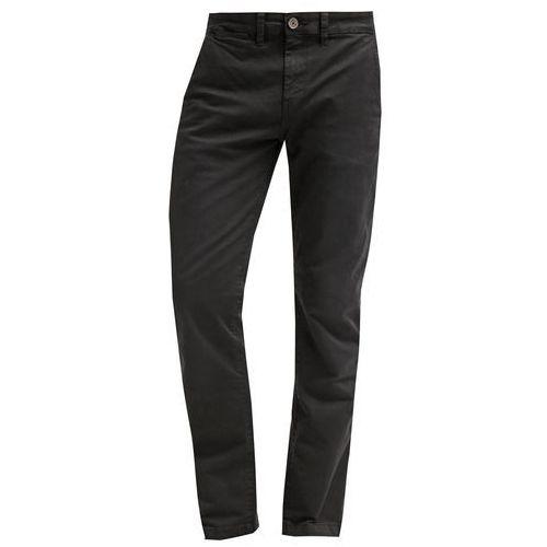 Pepe Jeans SLOANE Chinosy 999 black - produkt z kategorii- spodnie męskie