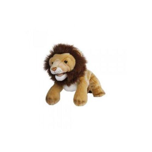Lew - pacynka z ruchomą głową (pacynka, kukiełka)
