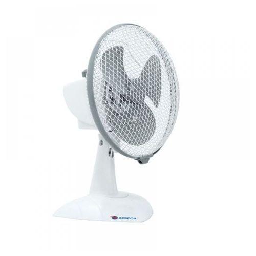 DEDRA Wentylator biurkowy 9`` 30W DA-0901 DESCON (produkt wysyłamy w 24h), towar z kategorii: Osuszacze powietrza