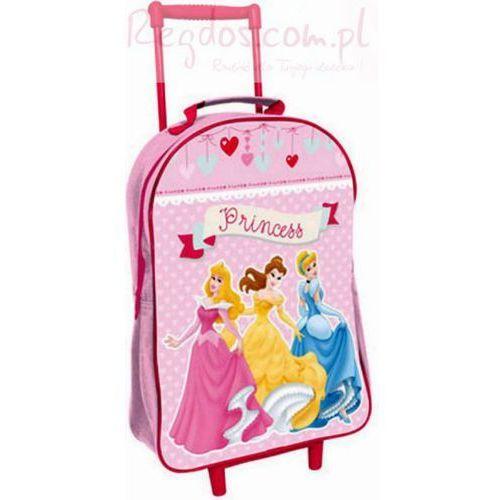 Walizka na kółkach dla dzieci PRINCESS Disney - produkt dostępny w REGDOS