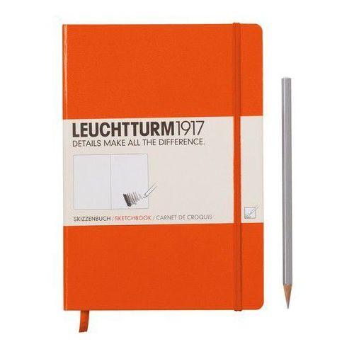 Szkicownik Medium Leuchtturm1917 gładki pomarańczowy 344998 - oferta [25bc6d2075057500]