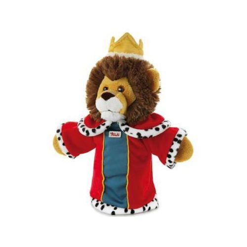TRUDI Pacynka Lew Król 30 cm (pacynka, kukiełka)