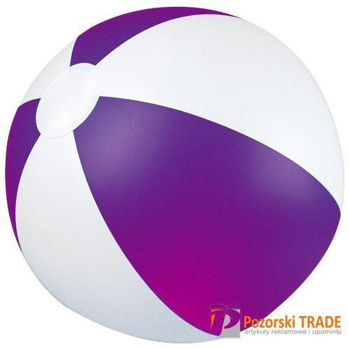 Produkt Klasyczna, dwukolorowa piłka plażowa w 8 kolorach