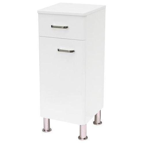 CERSANIT półsłupek Alpina S516-006 - produkt z kategorii- regały łazienkowe