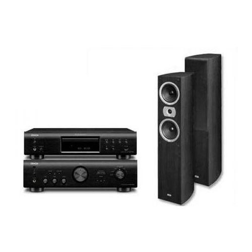Artykuł DENON PMA-720 + DCD-720 + HECO VICTA II 501 z kategorii zestawy hi-fi