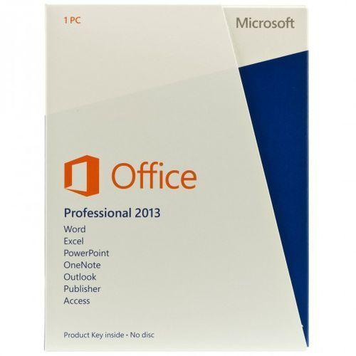 Microsoft Office PROFESSIONAL 2013 PL z kategorii Programy biurowe i narzędziowe