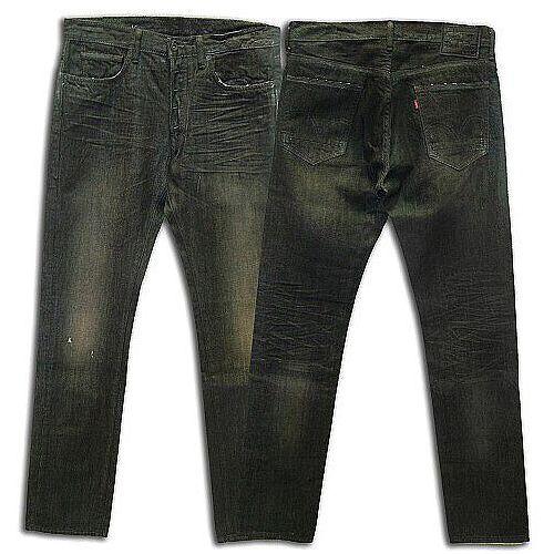 spodnie LEVIS - Matchstick (0006) rozmiar: 33/32 - produkt z kategorii- spodnie męskie