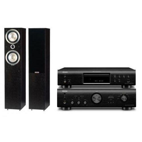 Artykuł DENON PMA-720 + DCD-720 + TANNOY MERCURY V4 z kategorii zestawy hi-fi