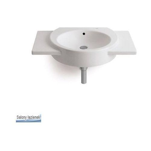 Produkt z kategorii- pozostałe artykuły hydrauliczne - Umywalka ścienna 80 Happening Roca (A327561000)