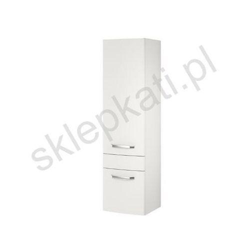 CERSANIT PURE słupek, kolor BIAŁY S910-002 - produkt z kategorii- regały łazienkowe