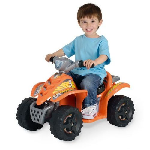 Oferta QUAD AKUMULATOROWY ORANGE