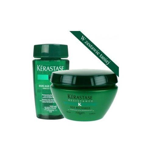 Produkt z kategorii- pozostałe kosmetyki do włosów - KERASTASE Włosy osłabione działaniem czasu