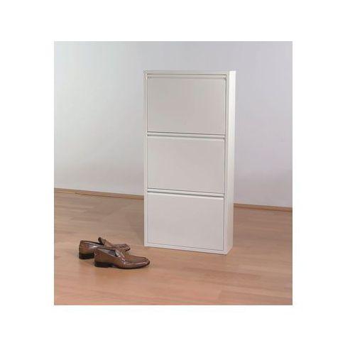 Szafka na buty Caruso 3 White - KARE DESIGN 9287, marki Kare Design do zakupu w FUTURI Nowoczesne Meble
