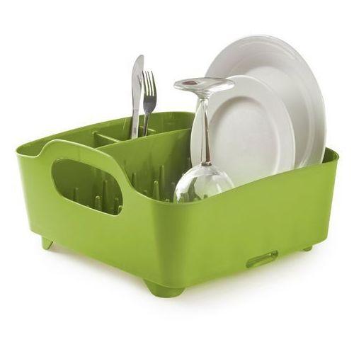 Umbra - ociekacz do naczyń - Tub - zielony - DARMOWA DOSTAWA !!! - produkt z kategorii- suszarki do naczyń