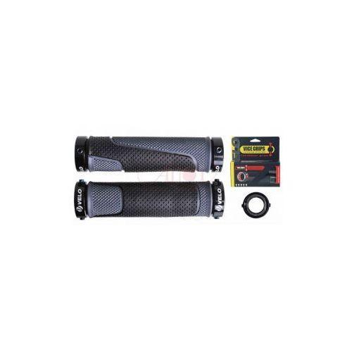 Chwyty Velo VLG-776AD3 129mm gel czarno/szare - oferta [15ce4c7557851503]