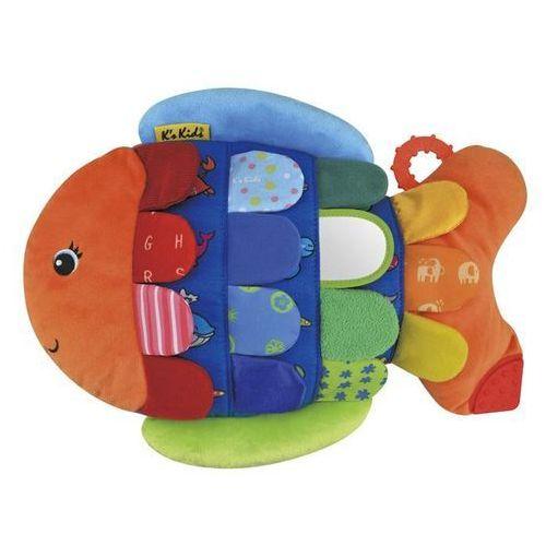 Zabawka KS KIDS Pluszowa rybka - produkt dostępny w Media Expert