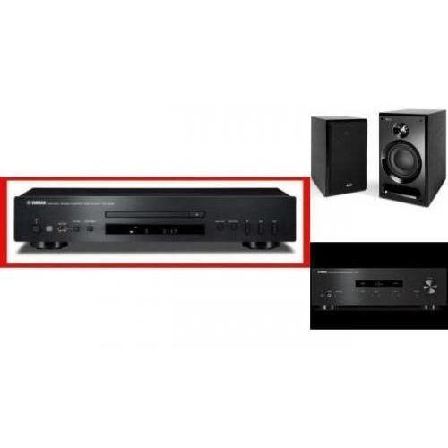 Artykuł YAMAHA A-S201 + CD-S300 + KEF C3 z kategorii zestawy hi-fi
