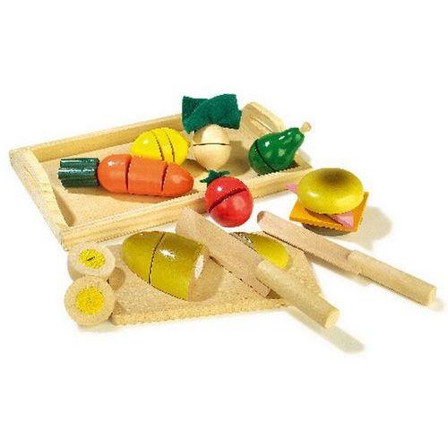 Zabawa dla dzieci - zdrowe śniadanie oferta ze sklepu www.epinokio.pl