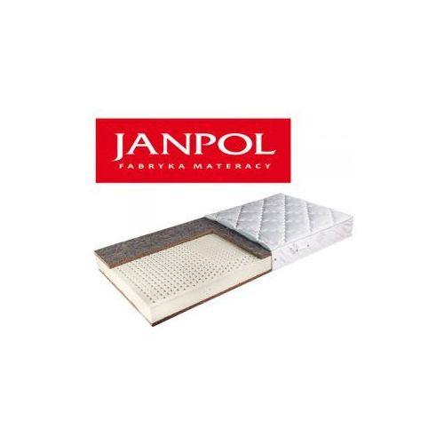 Materac ZEUS, Rozmiar - 140x200, Pokrowce - Jersey - Dostawa 0zł, GRATISY i RABATY do 20% !!!, produkt marki Janpol