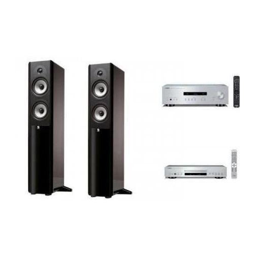 Artykuł YAMAHA A-S201S + CD-S300S + BOSTON ACOUSTICS A250 z kategorii zestawy hi-fi