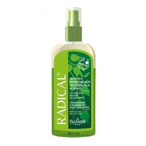 FARMONA RADICAL ODŻYWKA W SPRAYU DO WŁOSÓW CIENKICH ,NADAJĄCA OBJĘTOŚĆ - produkt z kategorii- odżywki do włosów