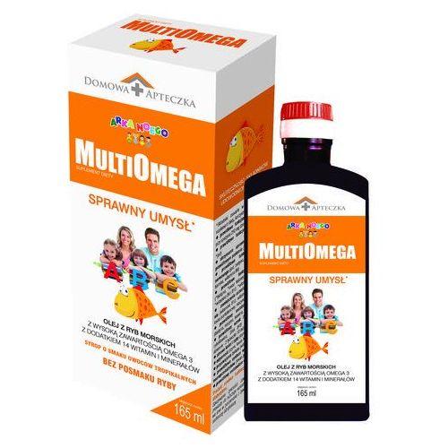 MultiOmega, syrop, o sm.owoców tropikalnych, 165 ml, postać leku: płyn