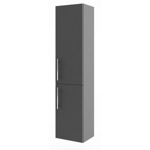 AQUAFORM szafka wysoka Amsterdam antracyt (słupek) 0415-202011 - produkt z kategorii- regały łazienkowe