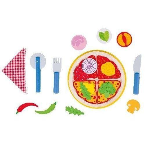 Zabawa w dom - Pizza do zabawy dla dzieci oferta ze sklepu www.epinokio.pl