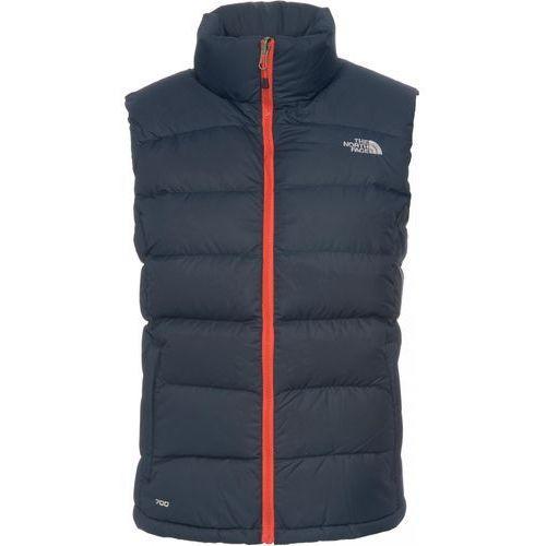 Towar  W Nuptse 2 Vest Blue/Orange XL z kategorii kurtki dla dzieci