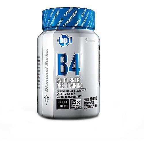 BPI SPORTS - B4 - 30caps.