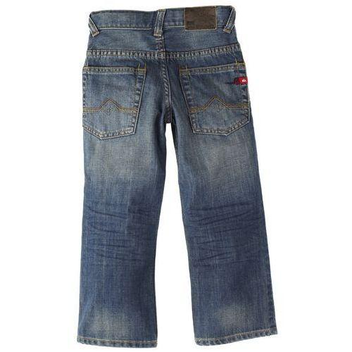 jeansy Quiksilver Sequel Kid's - Surf Blue Wash - produkt z kategorii- spodnie męskie