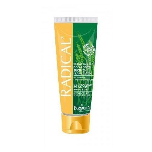 FARMONA RADICAL KURACJA S.O.S DO WŁOSÓW SUCHYCH I ŁAMLIWYCH - produkt z kategorii- odżywki do włosów
