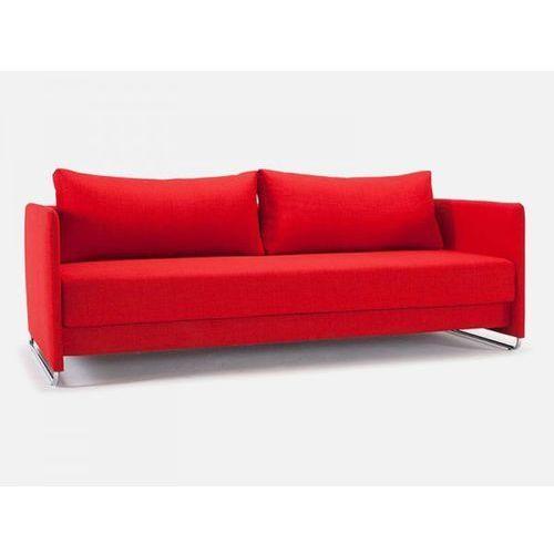Sofa Upend czerwona 504  728103504-728103-0-2, INNOVATION iStyle