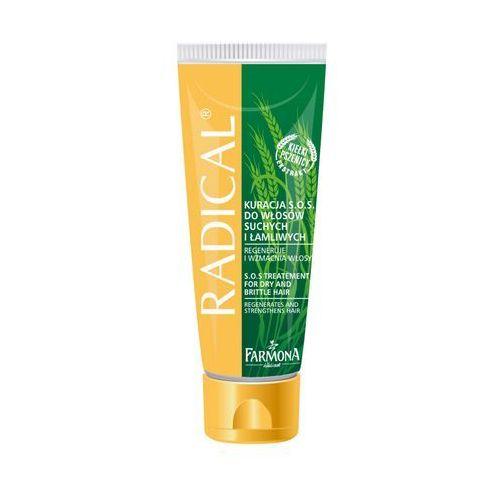 RADICAL Kuracja S.O.S. do włosów suchych i łamliwych 50ml - produkt z kategorii- odżywki do włosów