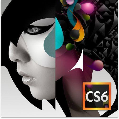 cs6 design standard mac english retail od producenta Adobe