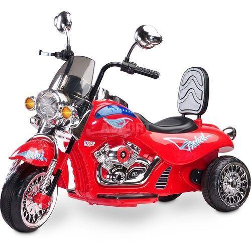 Pojazd dziecięcy na akumulator, motocykl REBEL Toyz ze sklepu Asport.pl -  Sklep Sportowy
