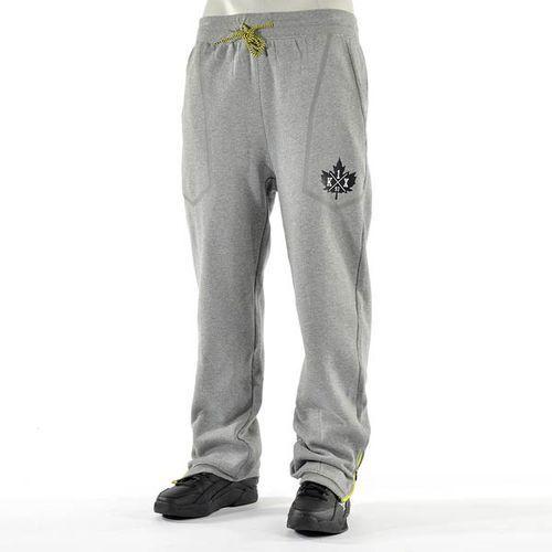 spodnie dresowe K1X - Core Fundamental Sweatpants Dark Grey Heather (8899) rozmiar: M - produkt z kategorii- s