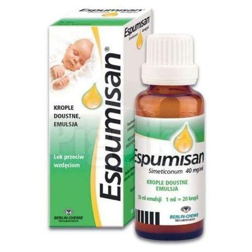 Espumisan, (100 mg/ml), krople doustne, 30 ml - produkt farmaceutyczny