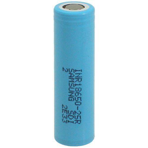 SAMSUNG INR18650-25R 2500mAh Li-ION z kat.: akumulatory dedykowane