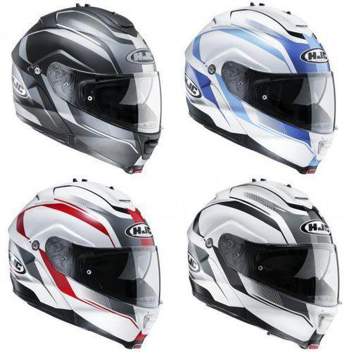 Kask HJC IS-MAX-II ELEMENTS ELE-BLACK, ELE-BLUE, ELE-RED, ELE-WHITE z kategorii kaski motocyklowe
